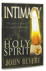 Intimacy With the Holy Spirit (2 Set)