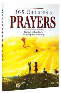 365 Childrens Prayers