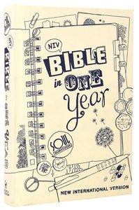 NIV Soul Survivor Bible in One Year