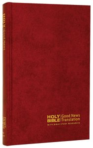 GNB Thinline Bible Red
