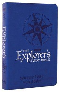 NKJV Explorers Study Blue