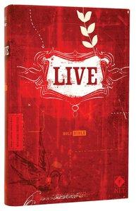 NLT Live (Black Letter Edition)