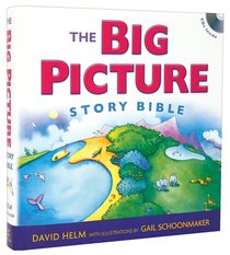 Big Picture Story Bible, The (With 2 Audio Cds)