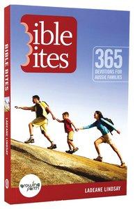 Bible Bites:365 Devotions For Aussie Families