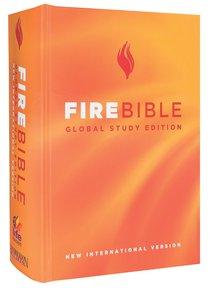 NIV Fire Bible, Global Student Edition Hardcover