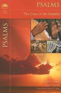 Psalms (Bringing The Bible To Life Series)