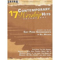 17 Contemporary Worship Hits Volume 1 (Music Book)