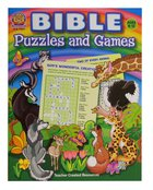 Bible Puzzles and Games (Teacher Created Resources Series)