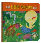 Run Little Chicken Run! (Finger-trail Tales Series)