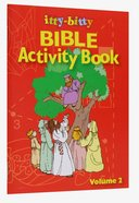 Activity Book (Volume 2) (#02 in Itty Bitty Bible Series)