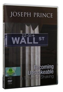 Becoming Unshakeable in Times of Shaking (2 Dvds)