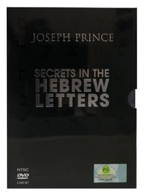 DVD Secrets In The Hebrew Letters (5 Dvds)