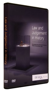 Law and Judgement in History