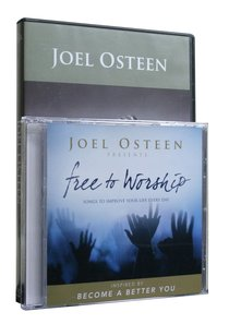 Building Strength For Success/Free to Worship (Joel Osteen Pack Series)