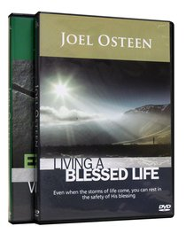 Embrace the Place Where You Are/Living a Blessed Life (Joel Osteen Pack Series)