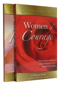 Women of Faith and Courage Two Book Pack