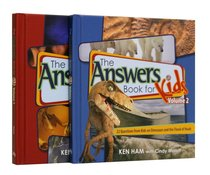 Answers Book For Kids #01 & 02: Questions on Creation and the Fall (2 Pack)