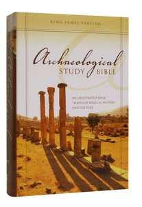KJV Archaeological Study Bible
