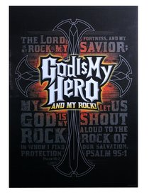 Poster Large: God is My Hero