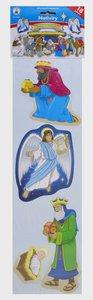 Mini Bulletin Boards: Nativity (Luke 2:11 Header)