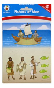 Bible Story Builders: Fishers of Men Stickers