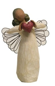 Willow Tree Angel: With Love