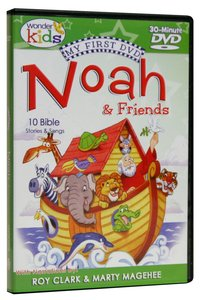 My First DVD: Noah and Friends (Wonder Kids Series)