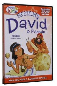 My First DVD: David and Friends (Wonder Kids Series)