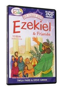 My First DVD: Ezekiel and Friends (Wonder Kids Series)