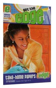 Gllw Summerb 2017/2018 Grades 5&6 Get the Edge Comics (Gospel Light Living Word Series)