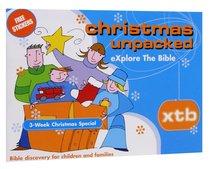 Christmas Unpacked (Xtb & Table Talk) (Explore The Bible Series)