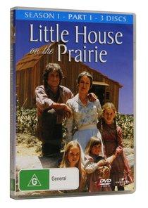 Season 1 Part 1 (3 Discs) (#1.1 in Little House On The Prairie Series)