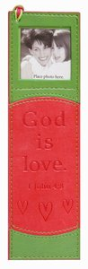 Bookmark Soft Tone: For God So Loved the World