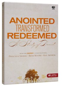 Anointed Transformed Redeemed (Dvd Only Set)