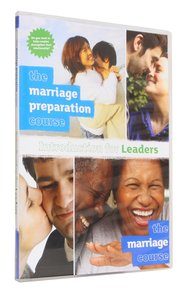 Promotional DVD and Leaders Introductory Guide (The Alpha Marriage Course)