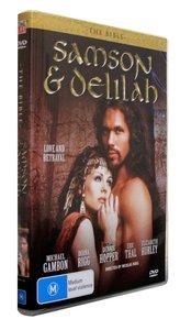 Samson and Delilah (Time Life Bible Stories Dvd Series)