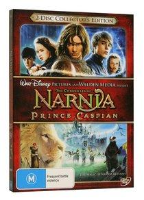 Narnia: Prince Caspian (2-disc)