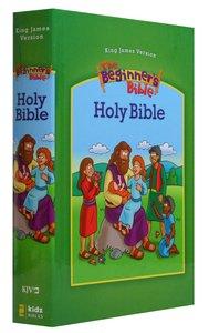 The KJV Beginners Bible (Red Letter Edition)