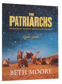 The Patriarchs (Leaders Guide)