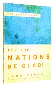 Let the Nations Be Glad! (Study Guide)