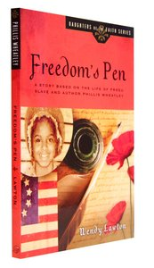 Freedoms Pen (#09 in Daughters Of The Faith Series)