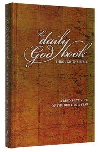 Daily God Book: Through the Bible