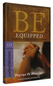 Be Equipped (Deuteronomy) (Be Series)