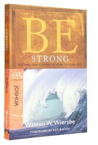 Be Strong (Joshua) (Be Series)