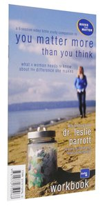 You Matter More Than You Think (Workbook)