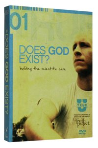 Does God Exist? Kit (With 2 DVDS) (True U Series)