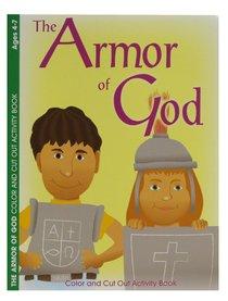 Armor of God (4-7, Reproducible) (Warner Press Colouring & Activity Books Series)