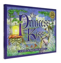 Princess and the Kiss 10Th Anniversary Edition (With Cd)