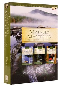Mainly Mysteries: Three Romance Mysteries