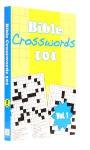 Bible Crosswords 101 (V0l 1)